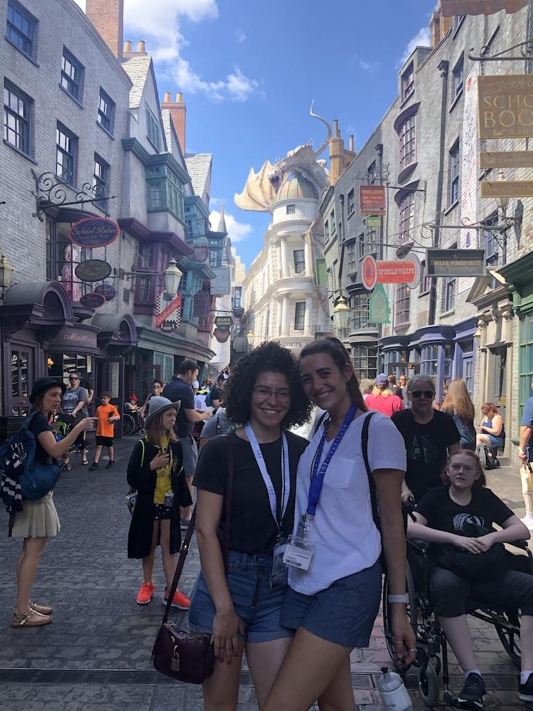GO Educational Tours at Universal Studios Orlando