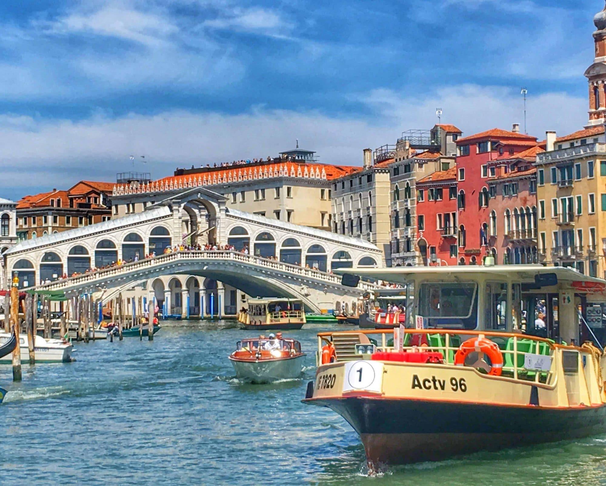 Ponte Rialto in Venice