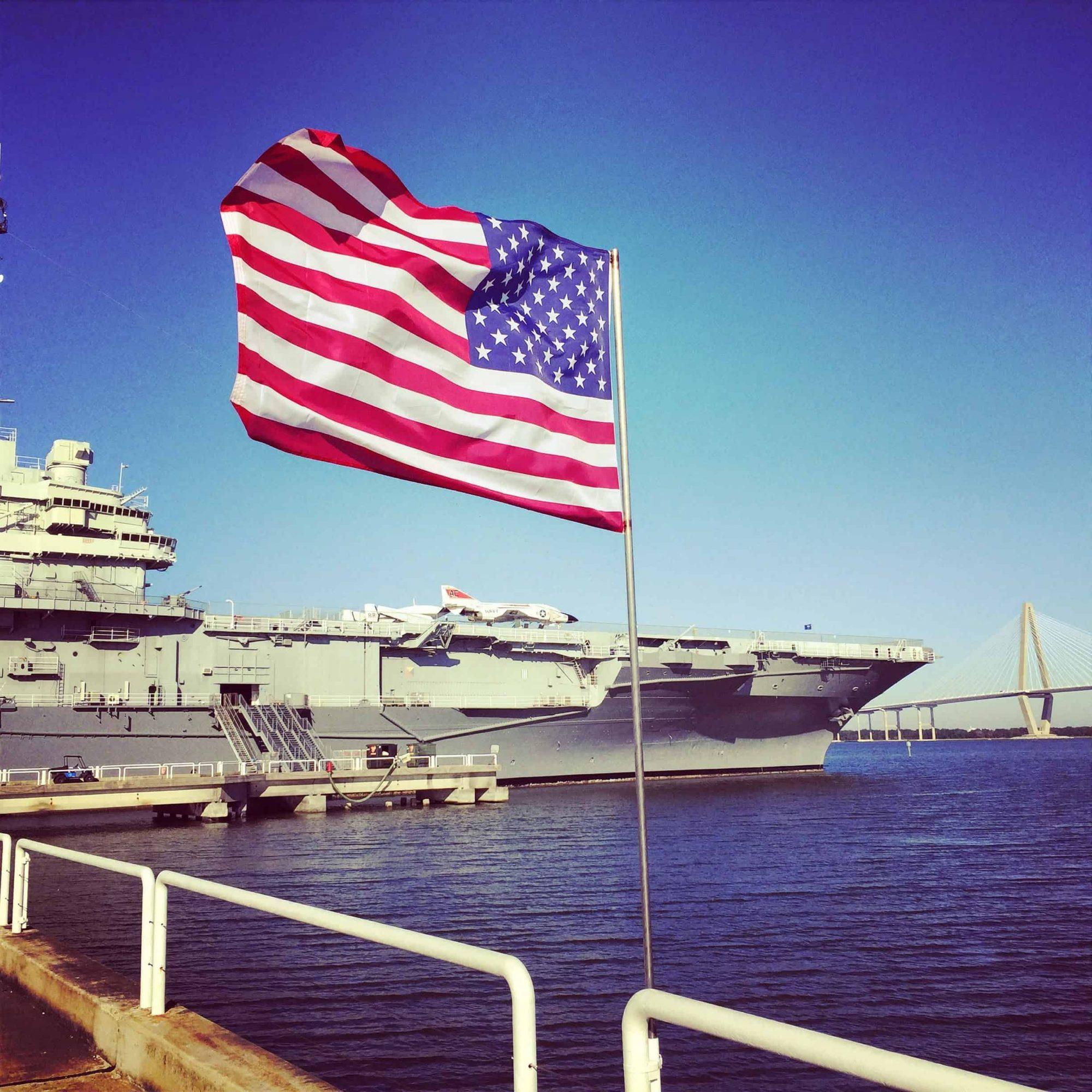 Charleston Class Trip – 3 day program