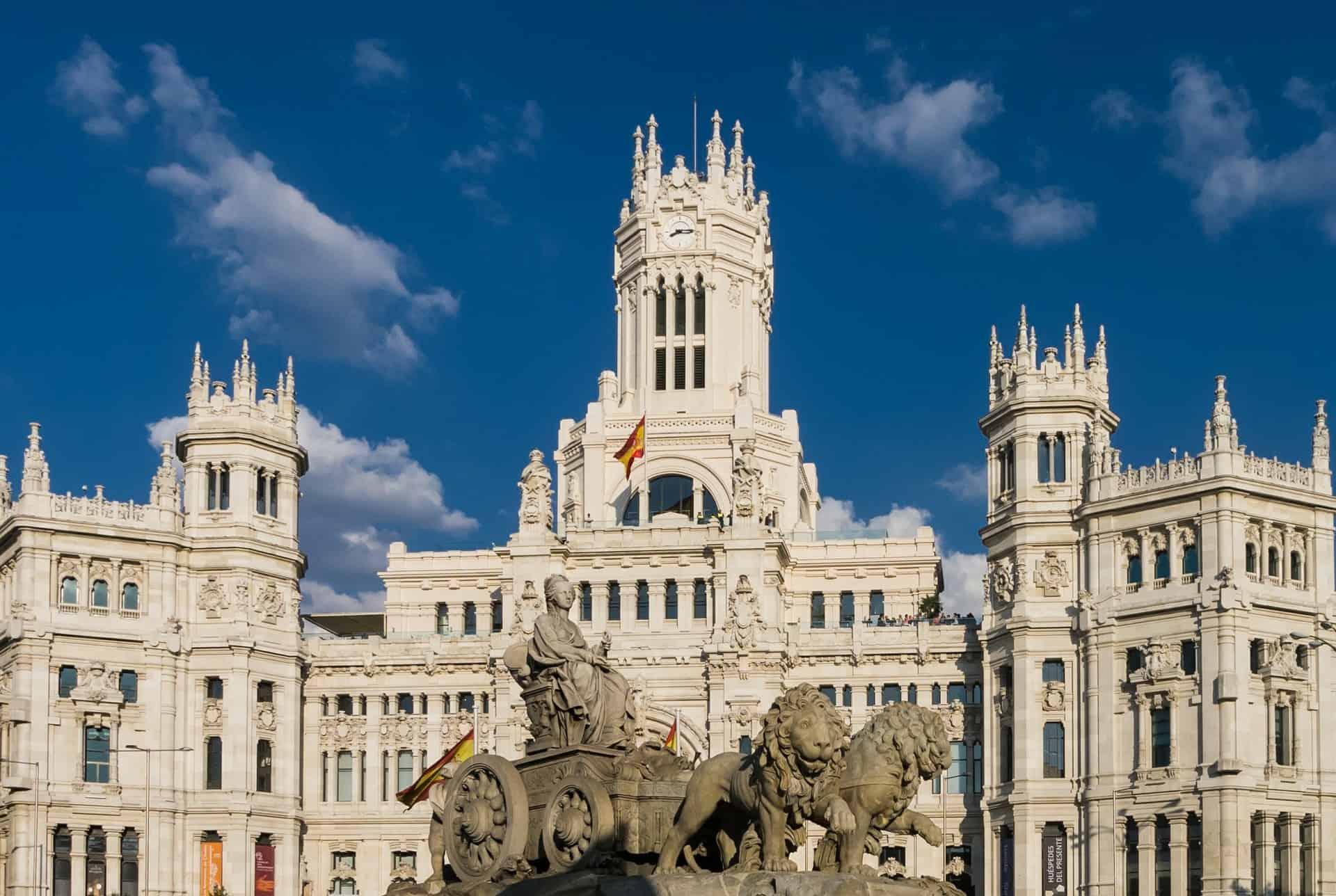 Spain Classic School Trip
