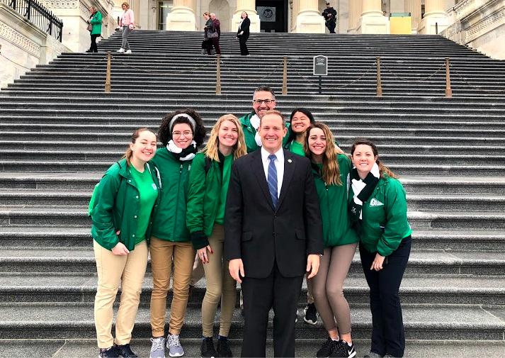 Meeting Your Congressperson or Senator on a Washington DC School Trip