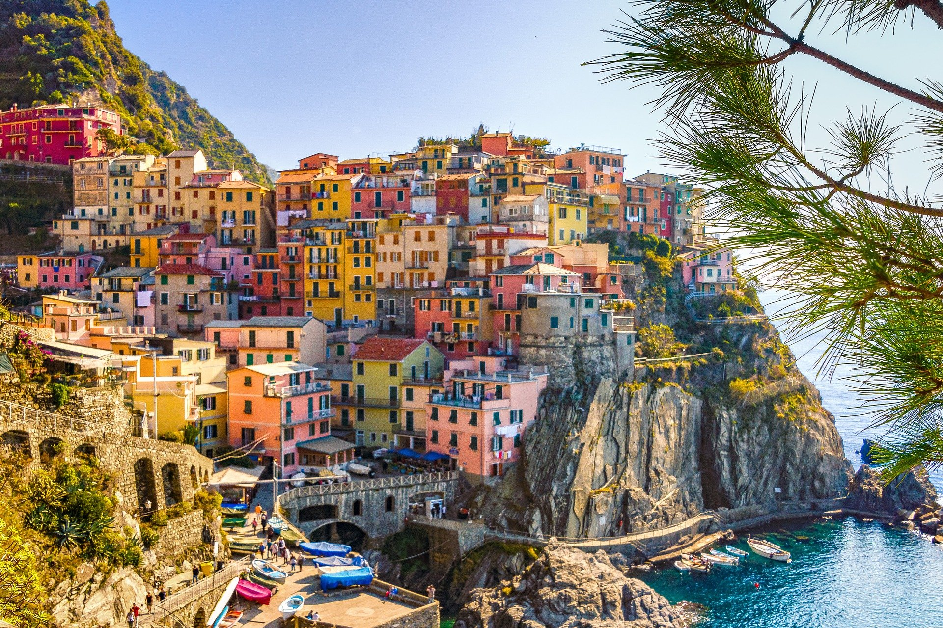 the magic of of student trip to Italy