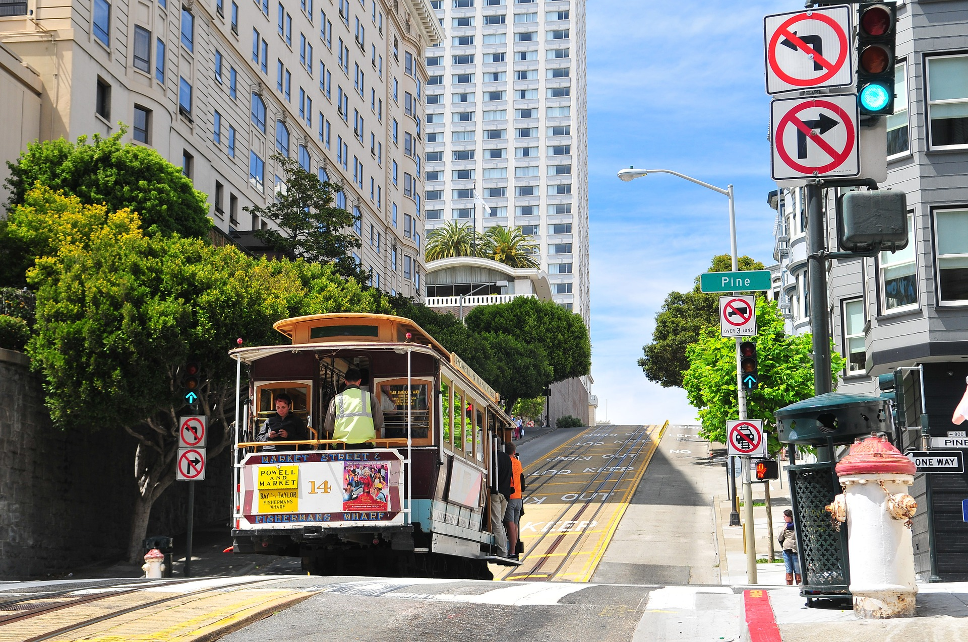 Itinerary for School Trips to San Francisco