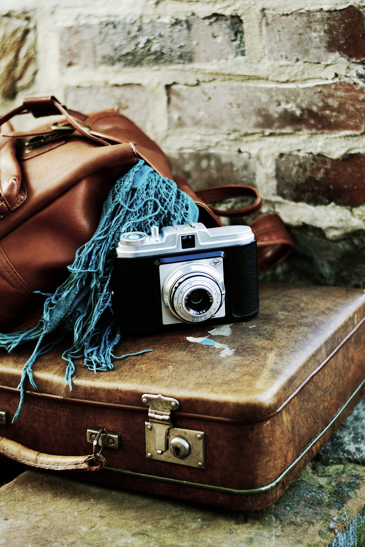 Packing Suitcase and Camera with GO Educational Tours