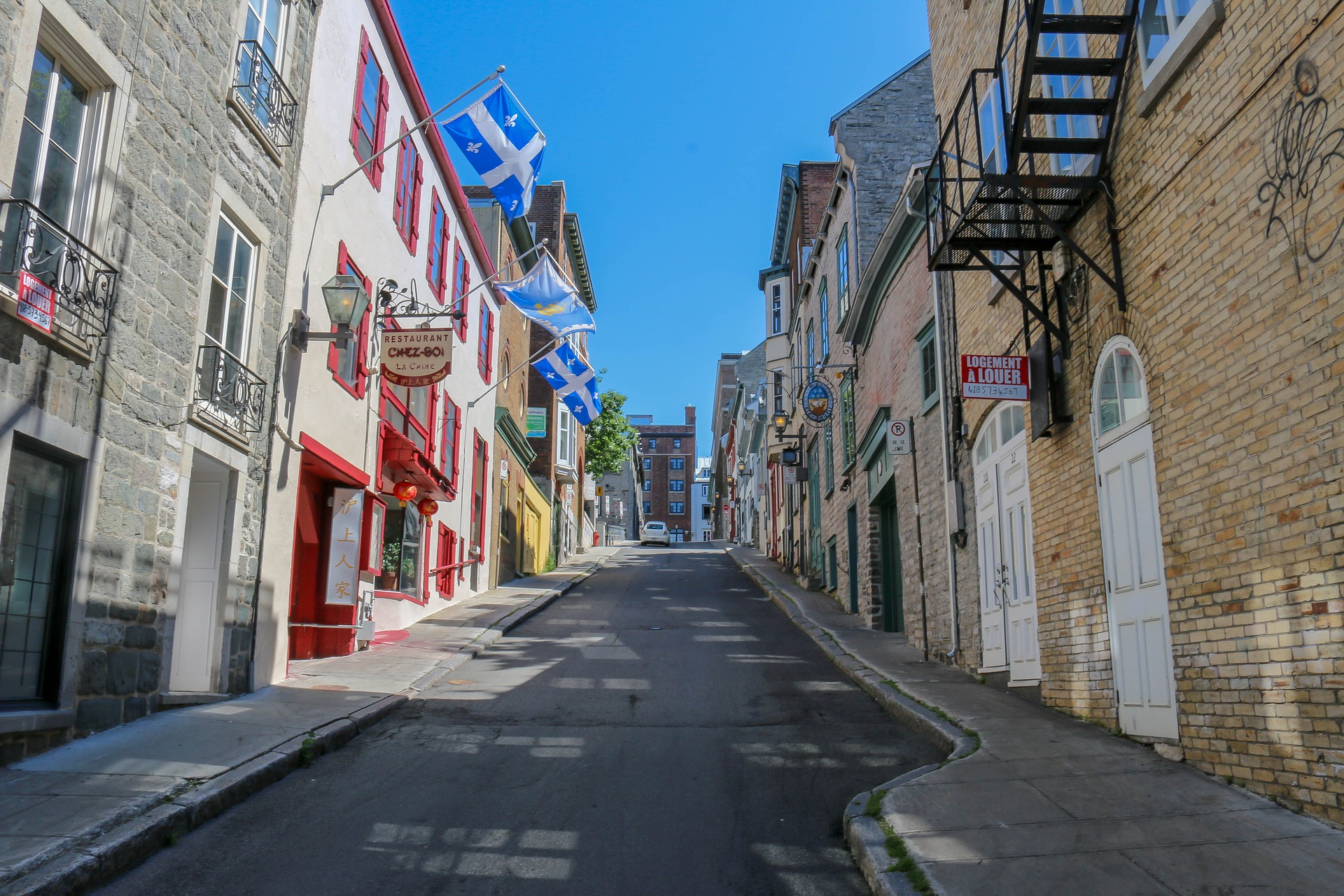 Top Places to See on a School Trip to Quebec City
